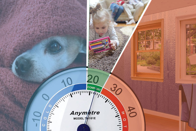 What to Know About Your Indoor Comfort & Humidity