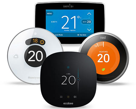 Save Time and Money with Smart Thermostats