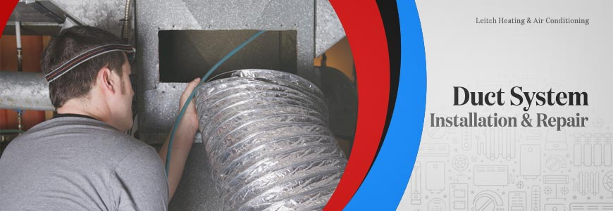 Duct System Installation & Repair Service in Southern Maryland