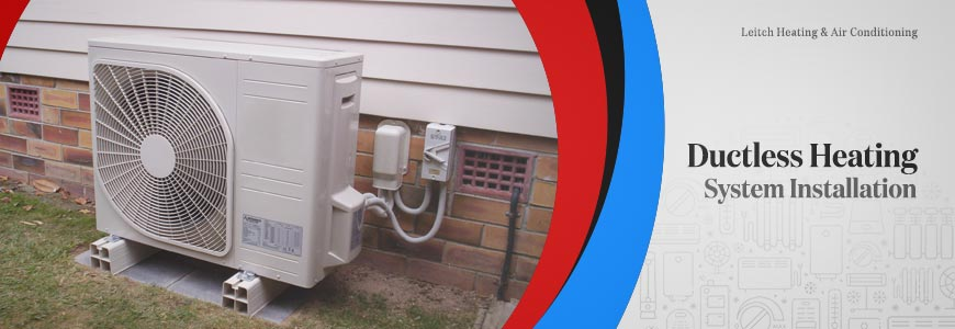 Ductless Heating System Installation & Repair Service in Southern Maryland