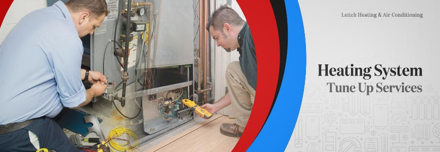 Heating System Tune Up Service in Southern Maryland