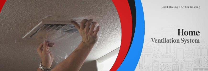 Home Ventilation System Installation Service in Southern Maryland