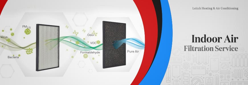 Indoor Air Filtration Service in Southern Maryland