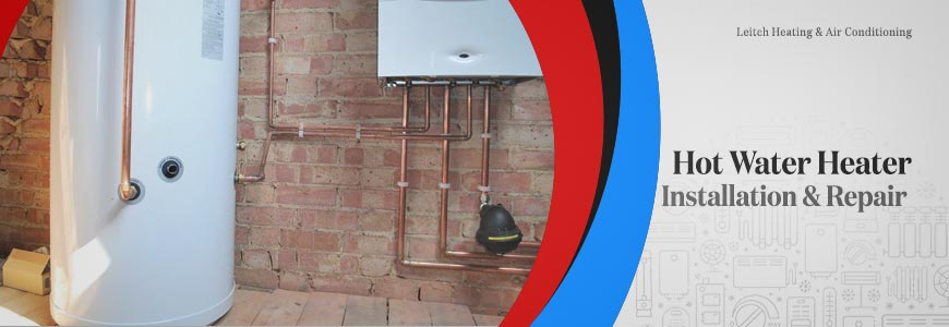 Hot Water Heaters Installation & Repair Service in Southern Maryland